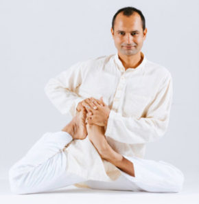Yoga Teacher Charat