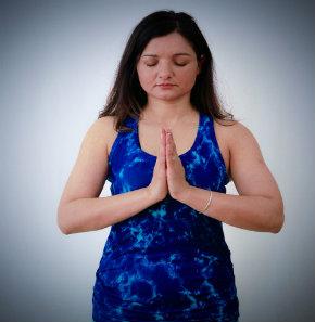 Yoga Teacher Kiran
