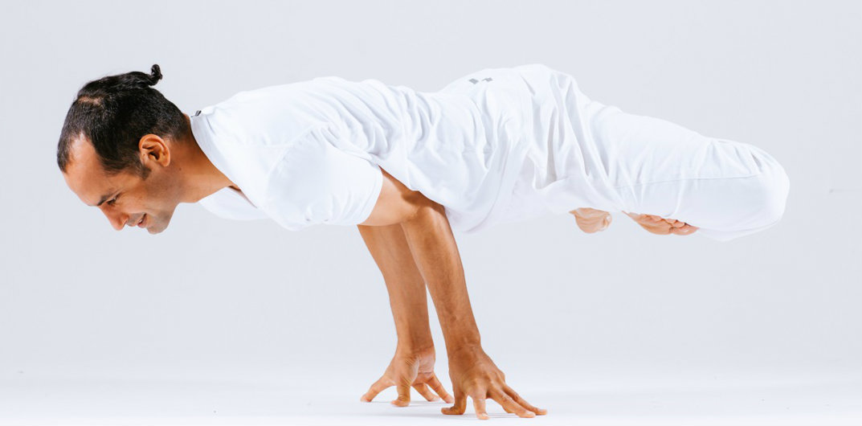 Yoga Teacher Charat Singh