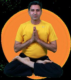Burnaby Based Yoga Teacher Neeraj Kumar